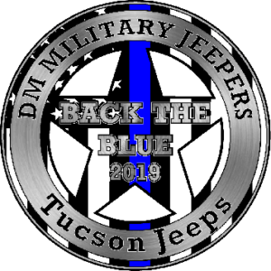 Back the Blue 2019