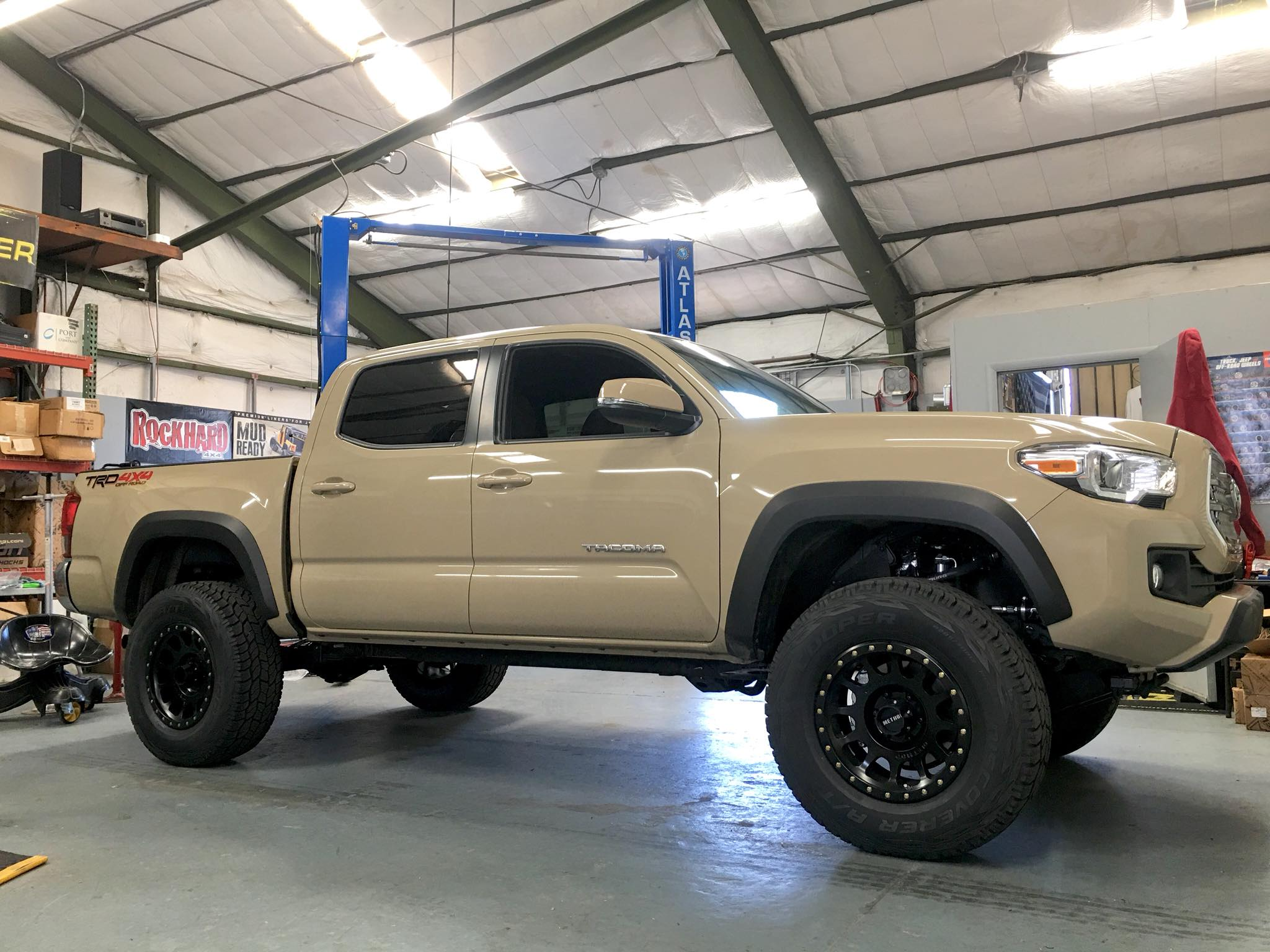 Tacoma Bullpen Garage