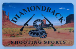 Thank You to 2019 Back the Blue Event Sponsor Diamondback Shooting Sports